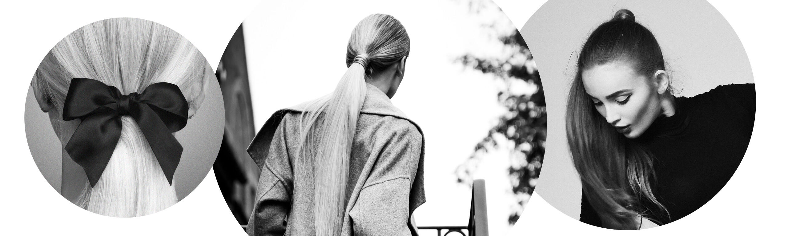 Three reasons to love the ponytail