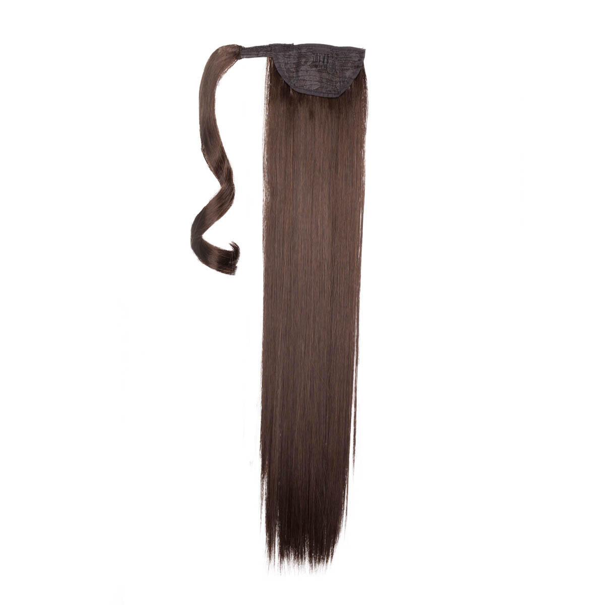 Clip-in Ponytail 2.2 Coffee Brown 50 cm