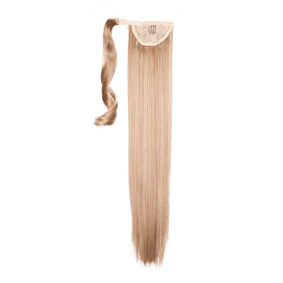 Clip-in Ponytail 4.1 Cendre Ash Blonde 50 cm
