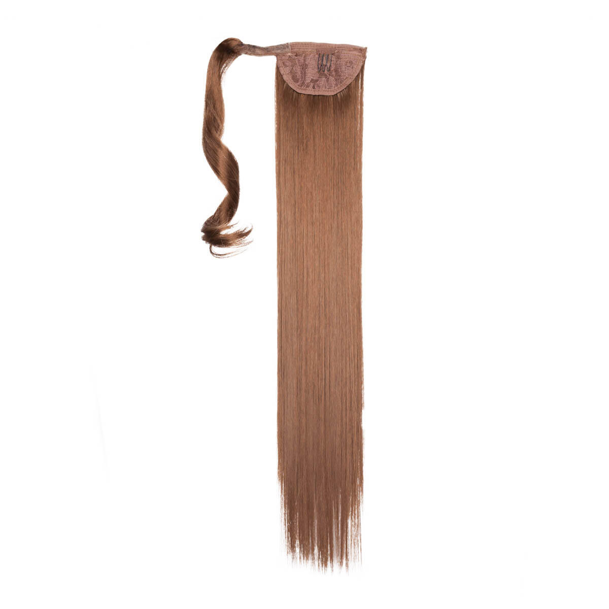 Clip-in Ponytail 5.0 Brown 50 cm