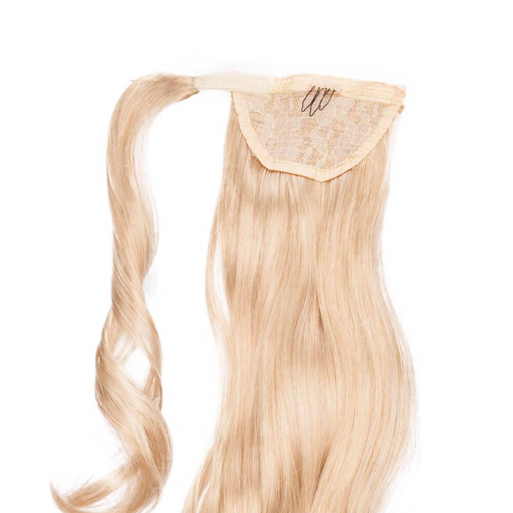 Clip-in Ponytail 9.0 Scandinavia Blonde 50 cm