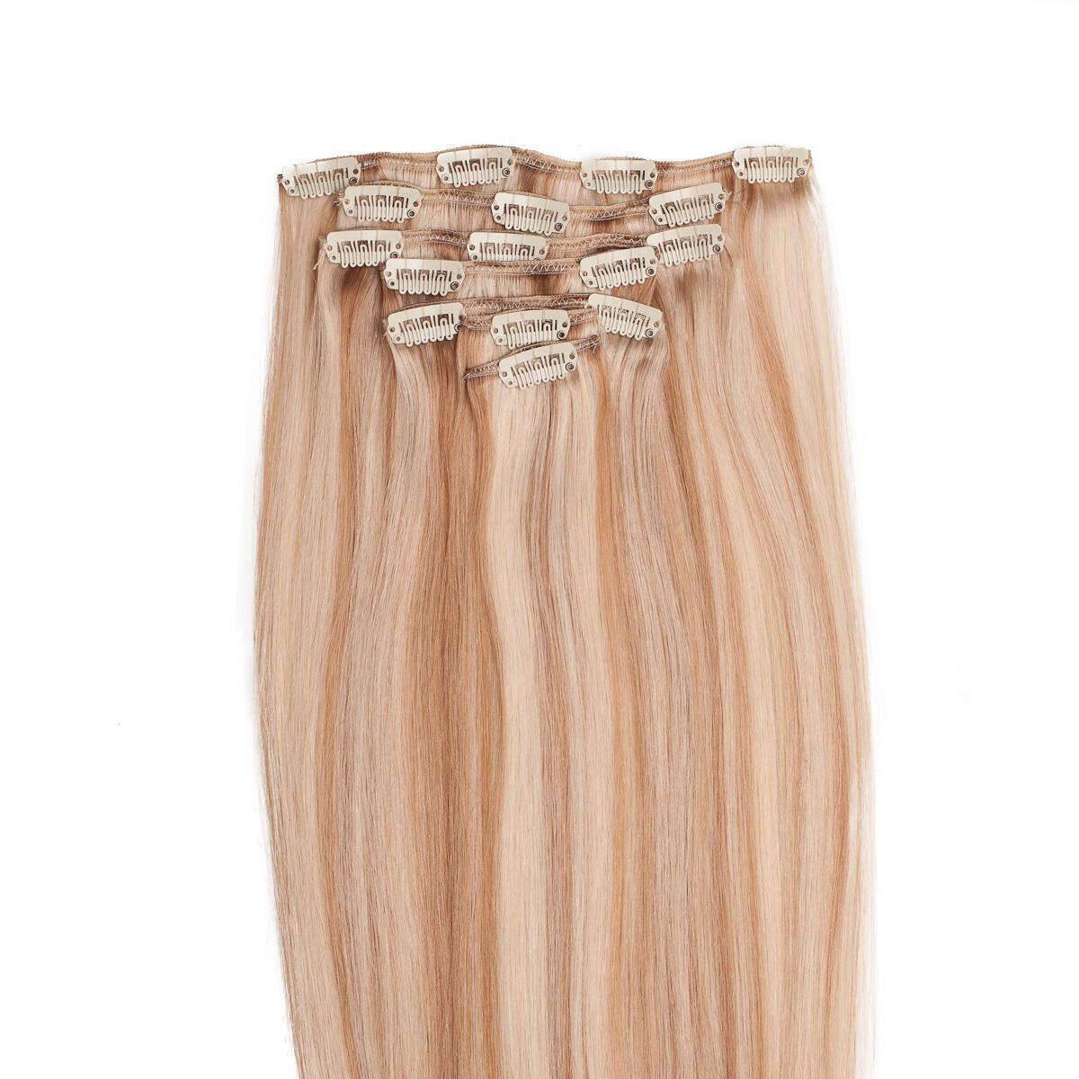 Clip-on set M22 Chad Wood Blond Mix 50 cm