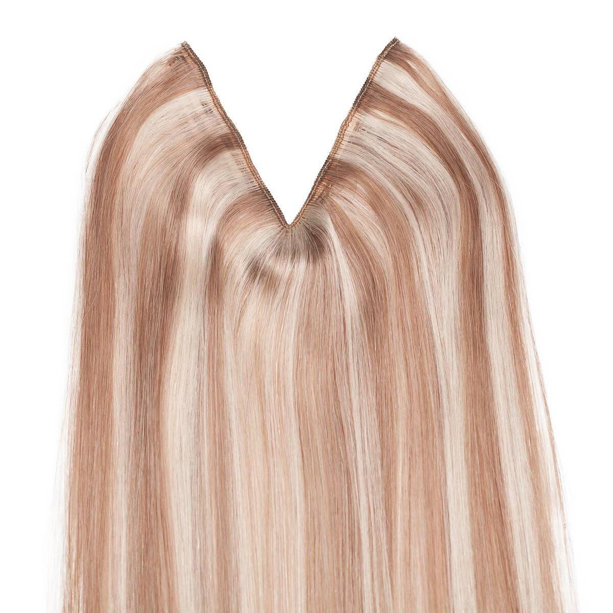 Easy Clip-in M7.1/10.8 Natural Ash Blonde Mix 50 cm