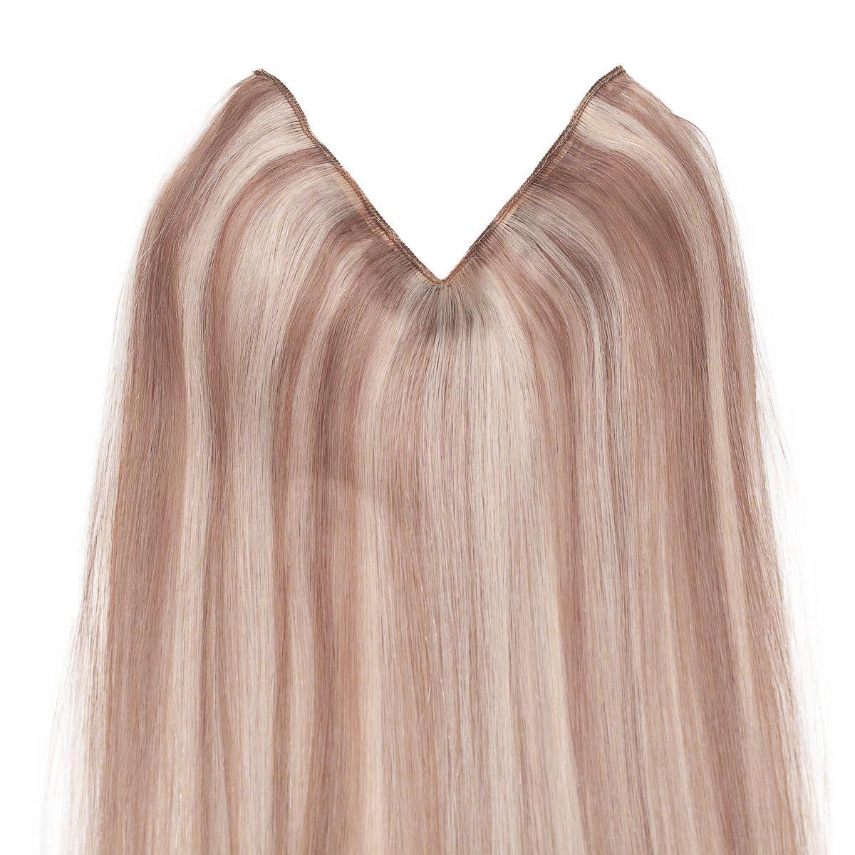 Easy Clip-in M7.3/10.8 Cendre Ash Blonde Mix 50 cm