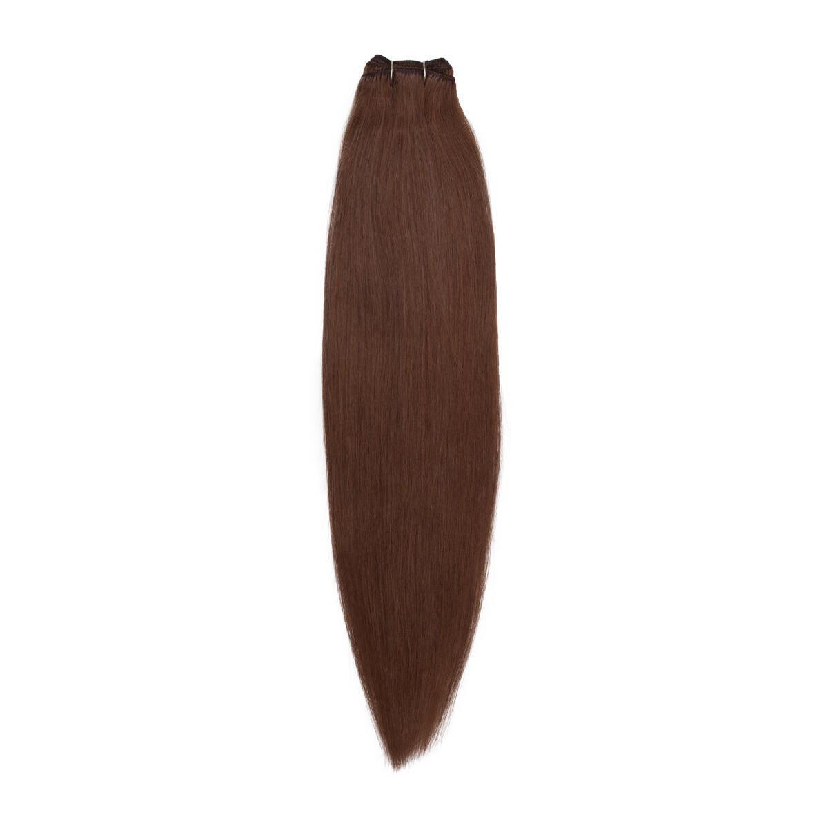 Hair Weft 5.0 Brown 50 cm