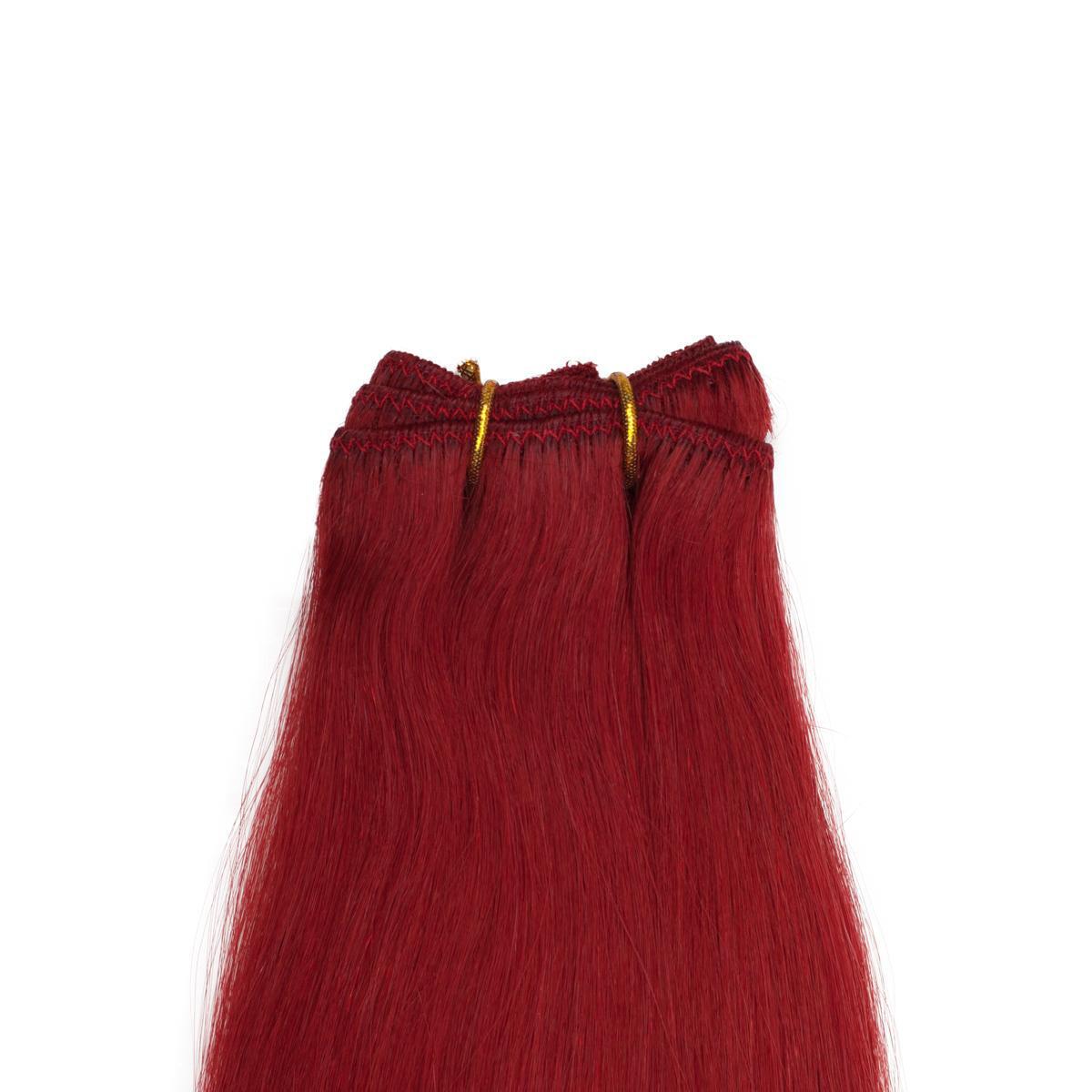 Hair Weft Original 6.0 Red Fire 50 cm