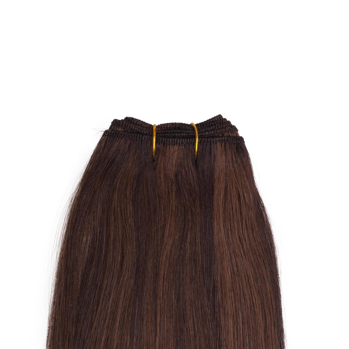 Hair Weft M2.3/5.0 Chocolate Mix 50 cm