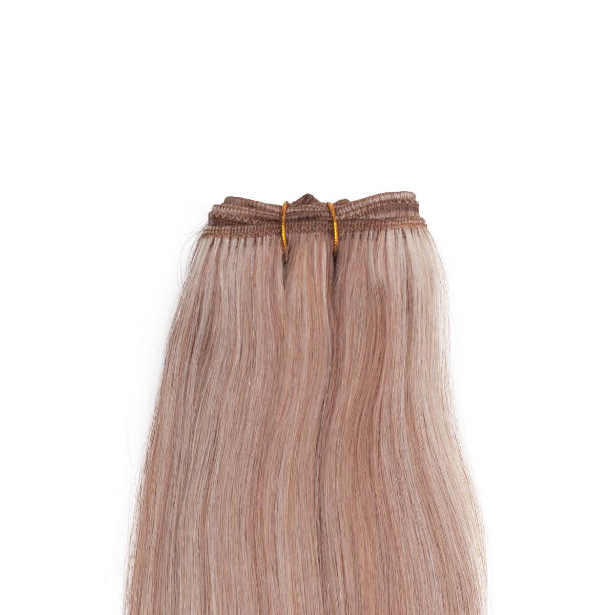 Hair Weft M7.3/10.8 Cendre Ash Blonde Mix 50 cm