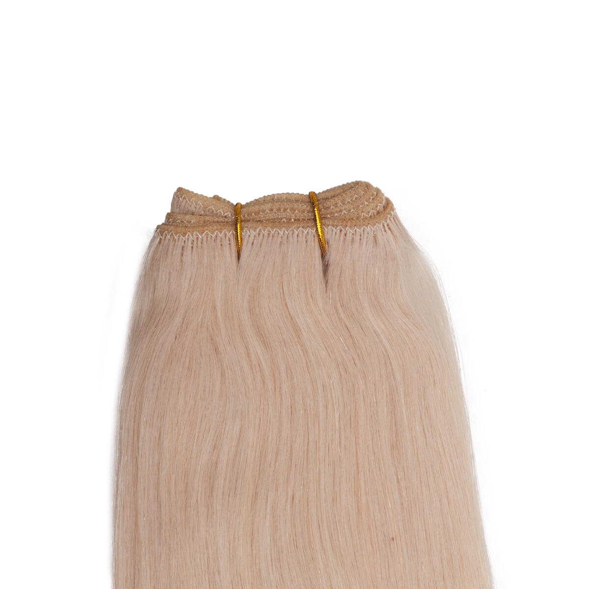 Hair Weft 10.8 Light Blonde 50 cm