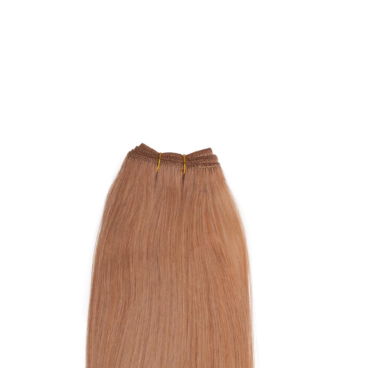 Hair Weft 7.4 Medium Golden Blonde 50 cm