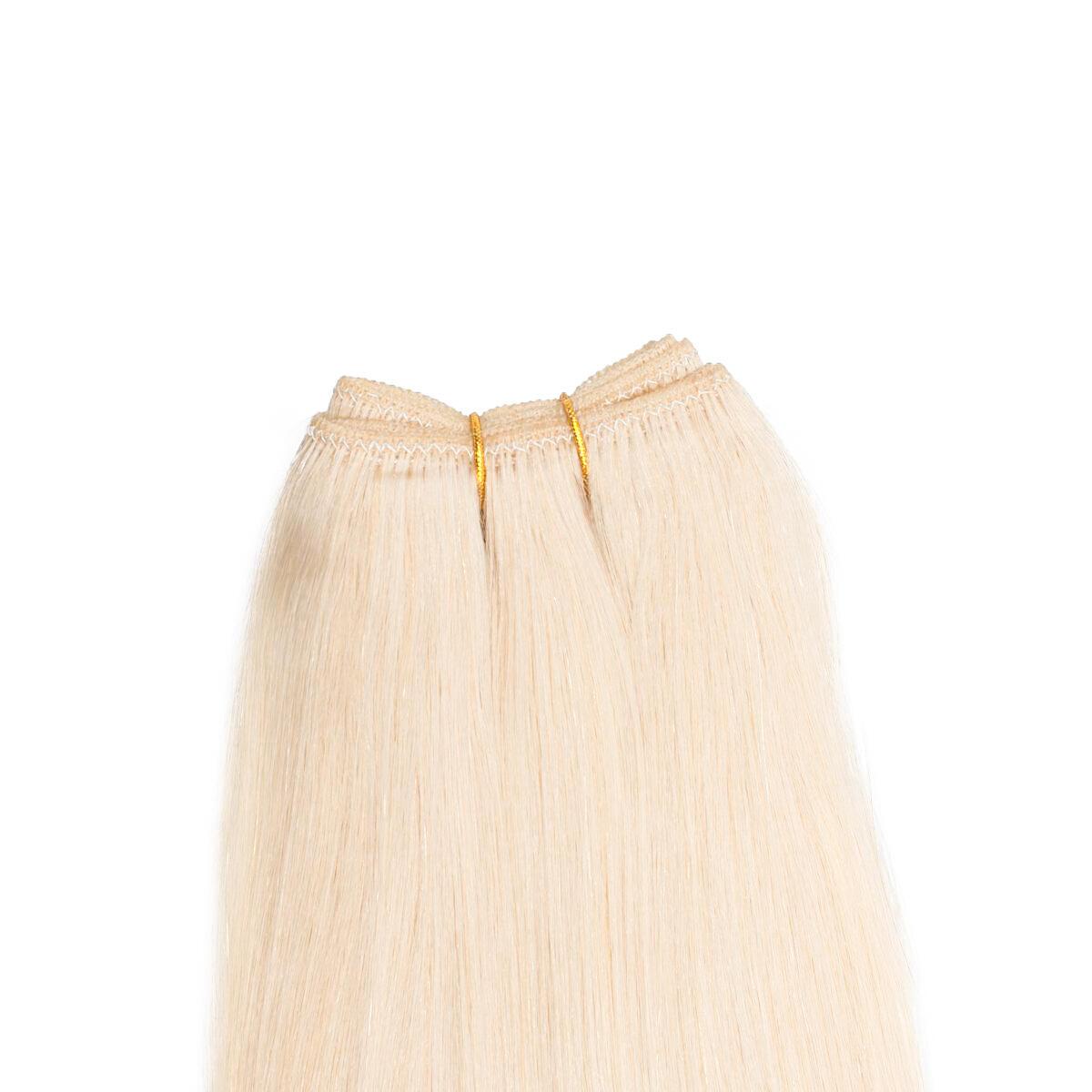 Hair Weft 8.0 Light Golden Blonde 50 cm