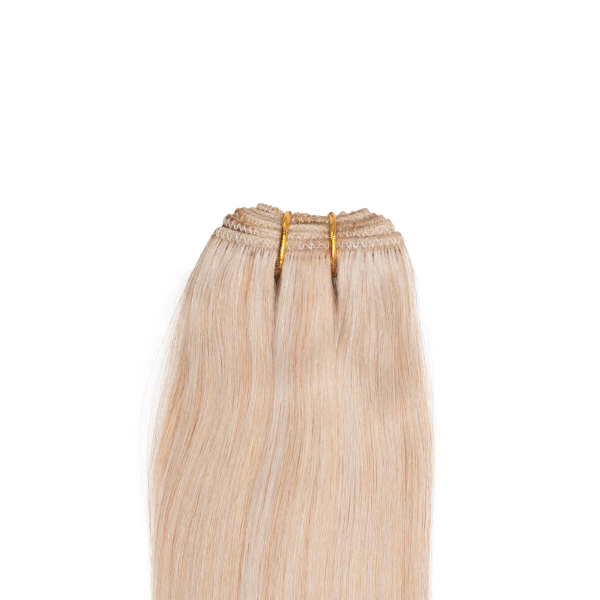 Hair Weft Premium M7.5/10.8 Scandinavian Blonde Mix 50 cm