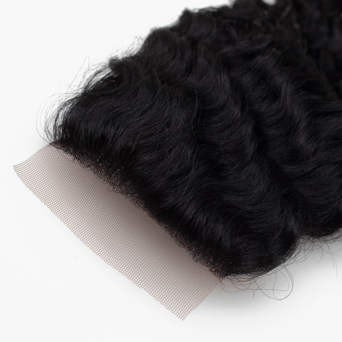 Lace Closure 1.0 Black 30 cm