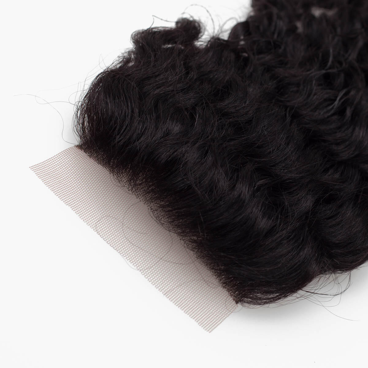 Lace Closure 1.2 Black Brown 30 cm