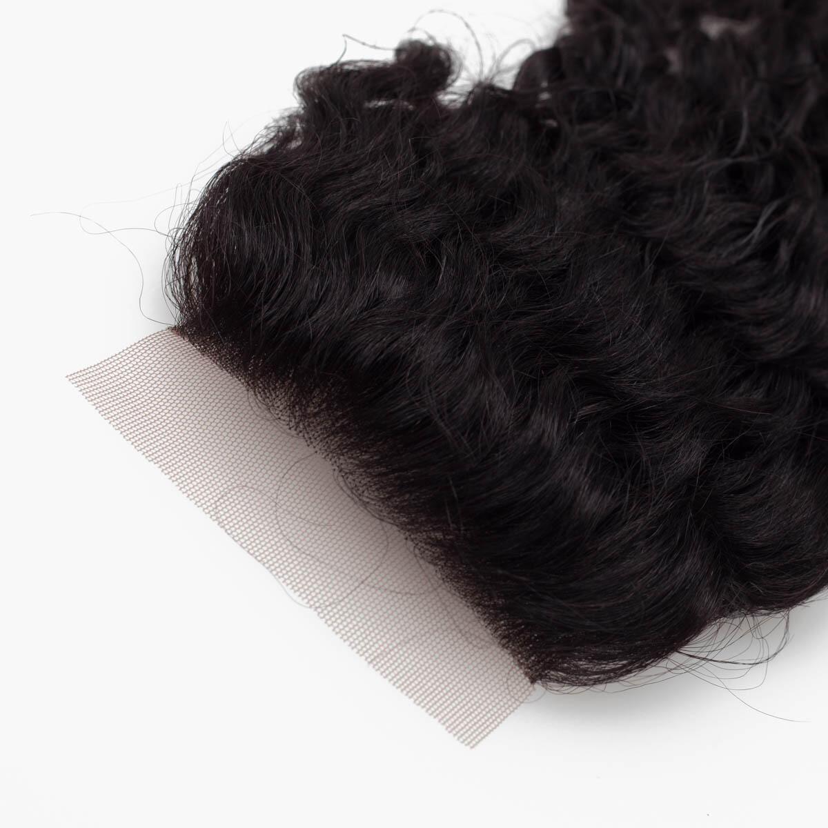 Lace Closure 1.2 Black Brown 40 cm