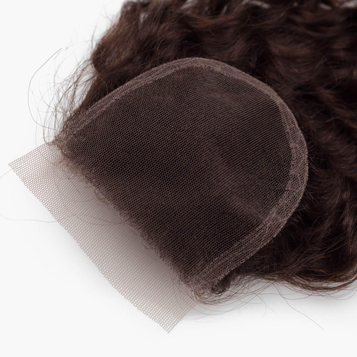 Lace Closure 2.3 Chocolate Brown 35 cm