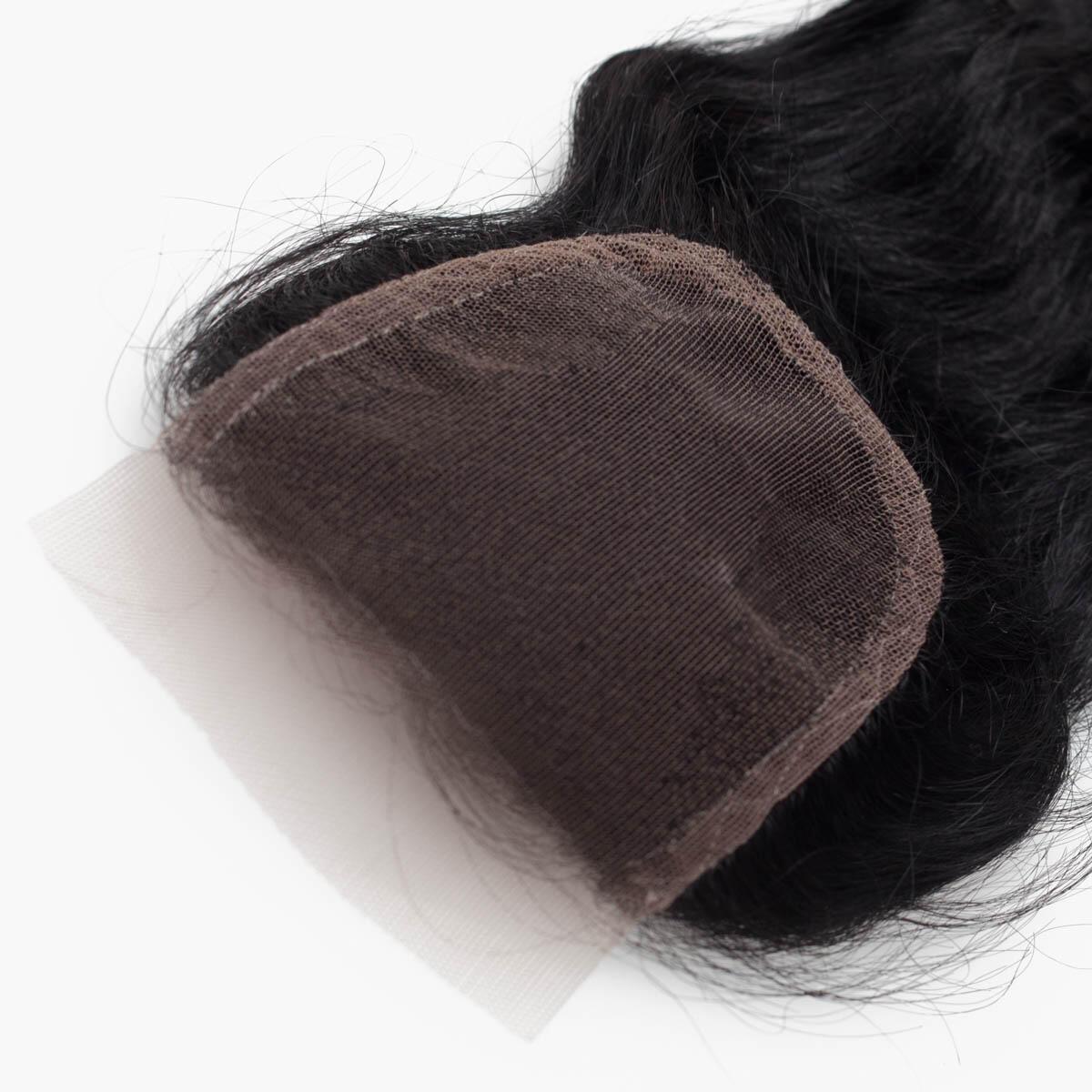Lace Closure 1.0 Black 40 cm
