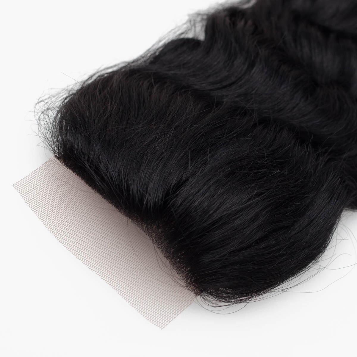 Lace Closure 1.0 Black 45 cm