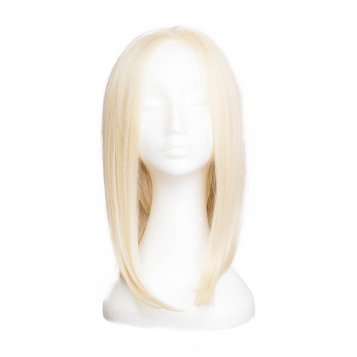 Lace Front Wig 10.8 Light Blonde 40 cm