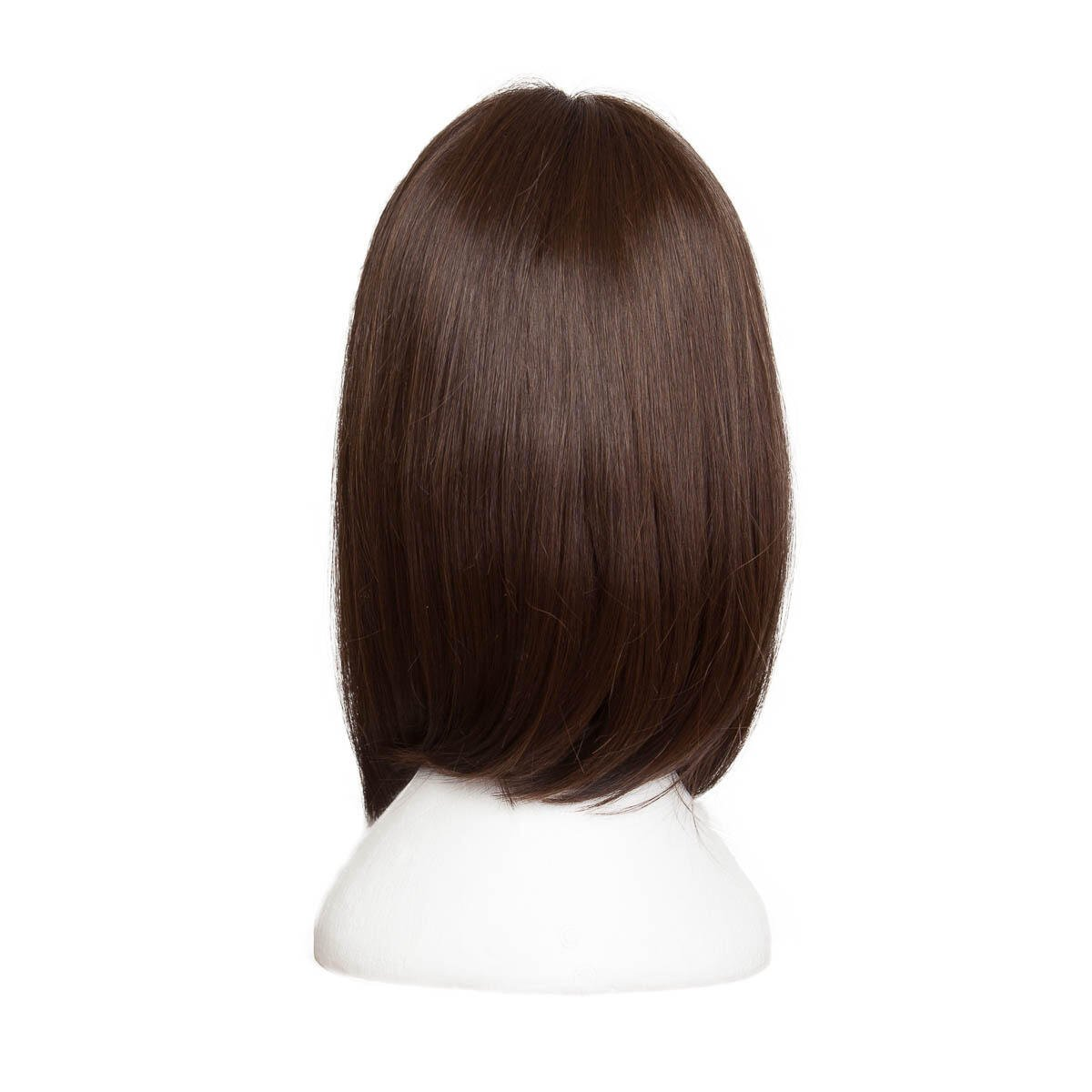 Lace Front Wig 2.2 Coffee Brown 40 cm