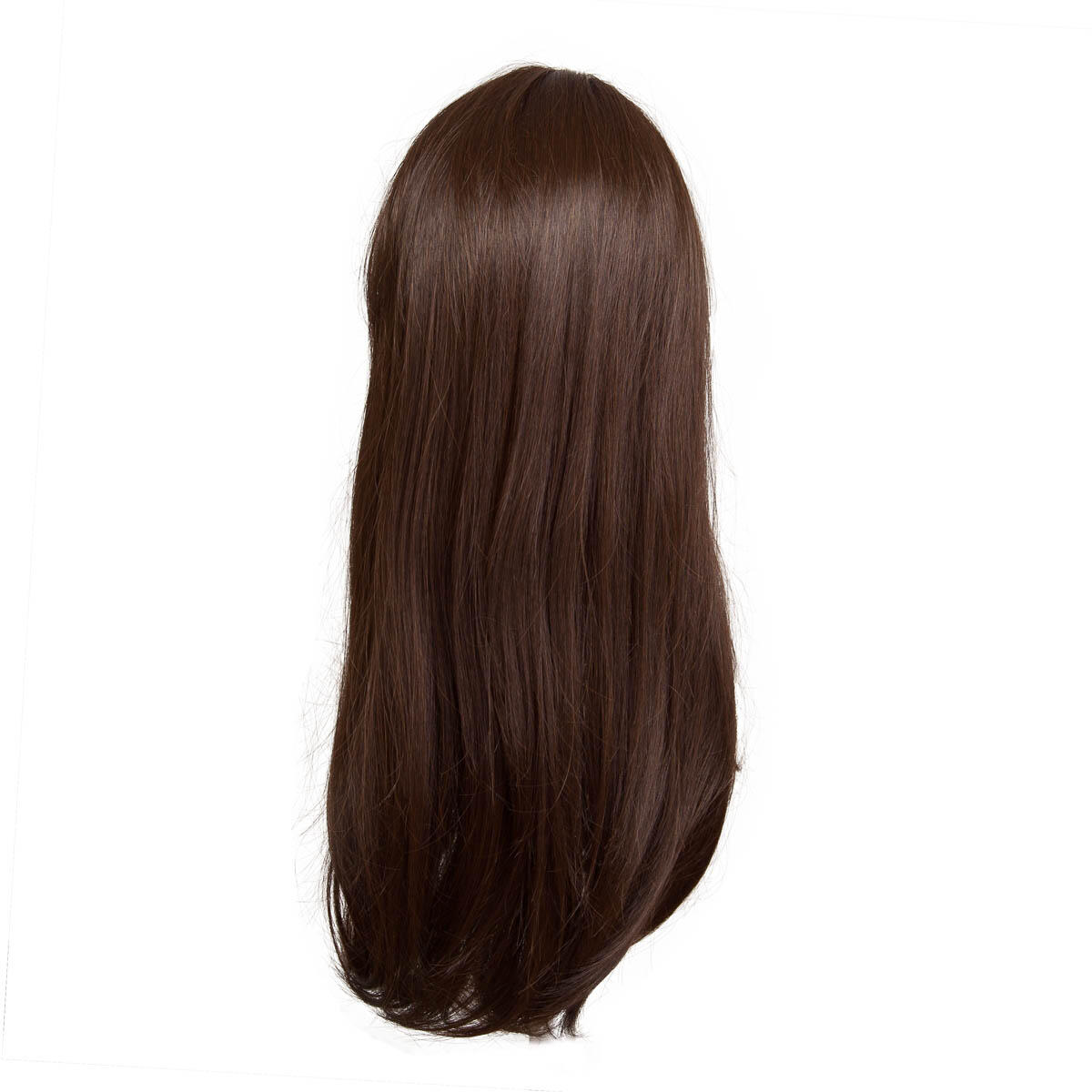 Lace Front Wig Long 2.2 Coffee Brown 60 cm
