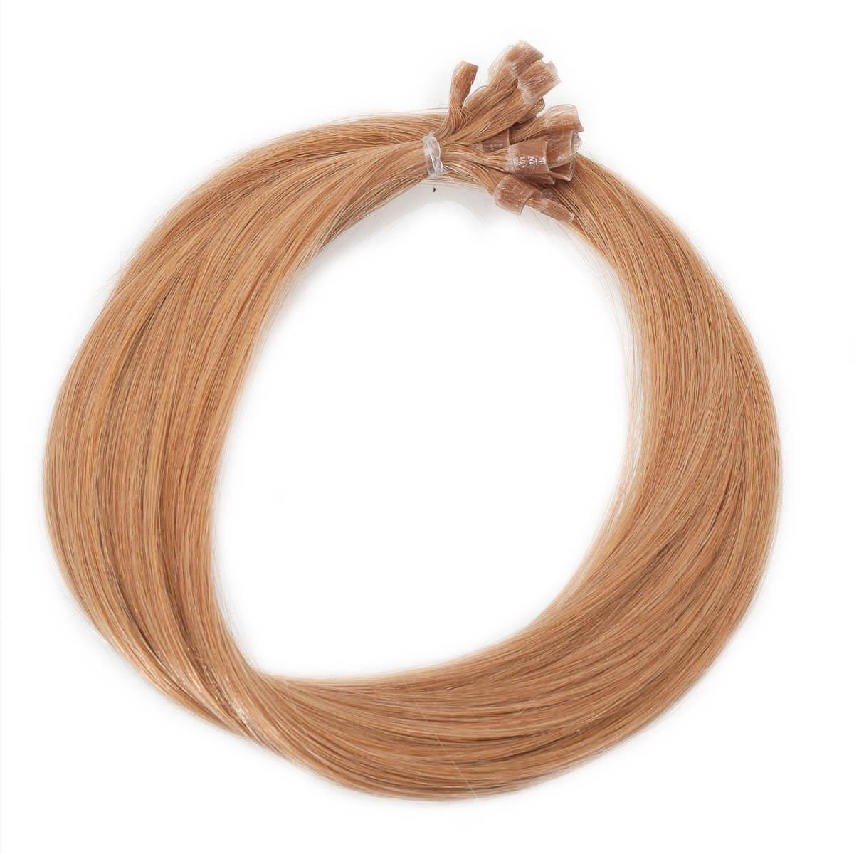 Nail Hair 7.4 Medium Golden Blonde 30 cm