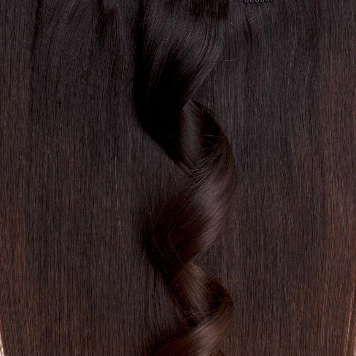 Nail Hair Original O1.2/2.0 Black Brown Ombre 40 cm