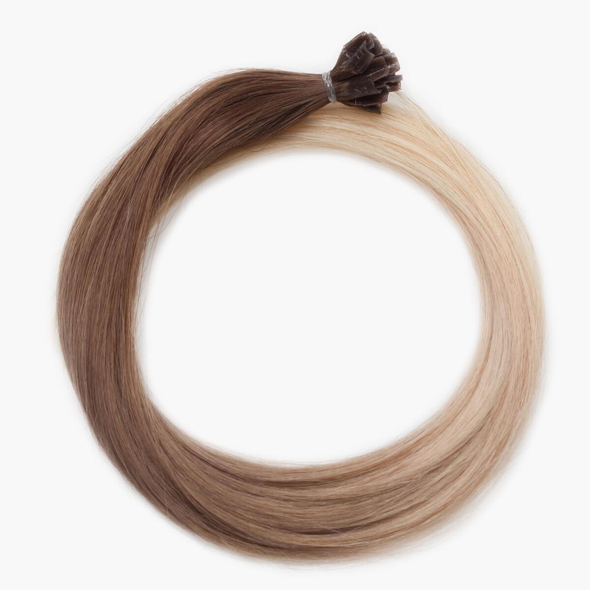 Nail Hair Original O5.1/10.8 Medium Ash Blond Ombre 40 cm
