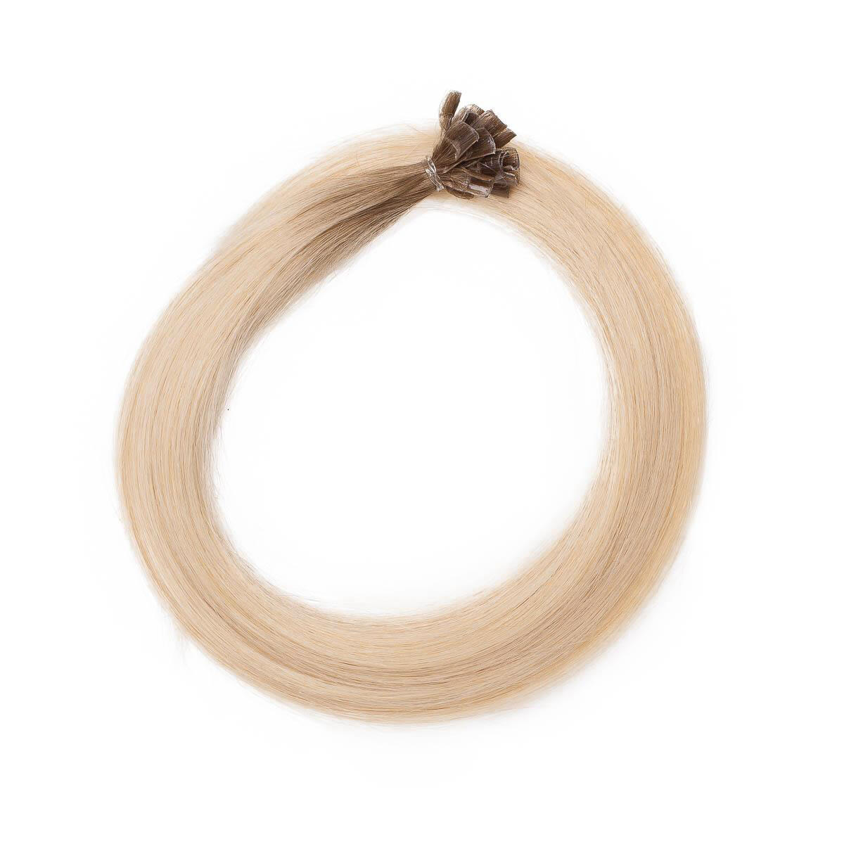 Nail Hair Original R7.3/8.0 Cendre Golden Blonde Root 40 cm