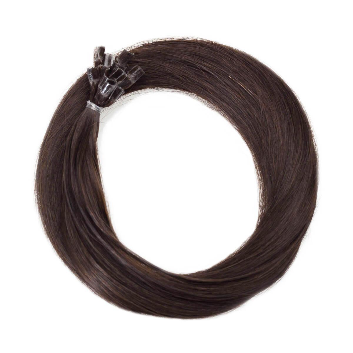 Nail Hair Premium 2.2 Coffee Brown 40 cm