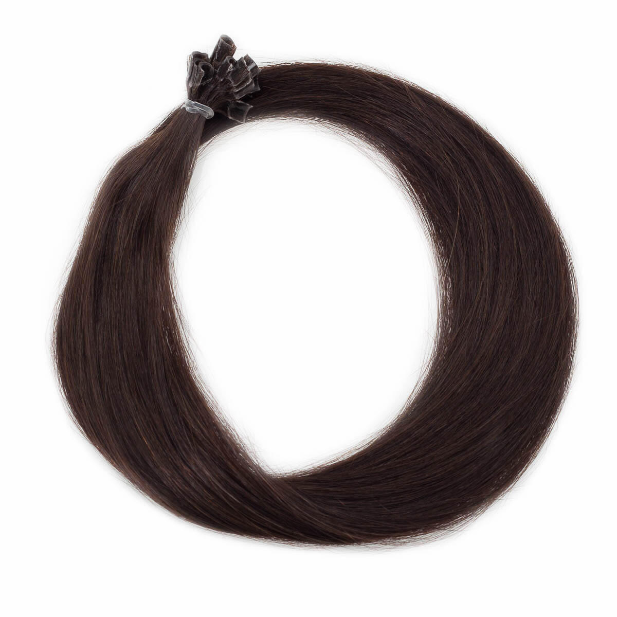Nail Hair Premium 2.3 Chocolate Brown 60 cm