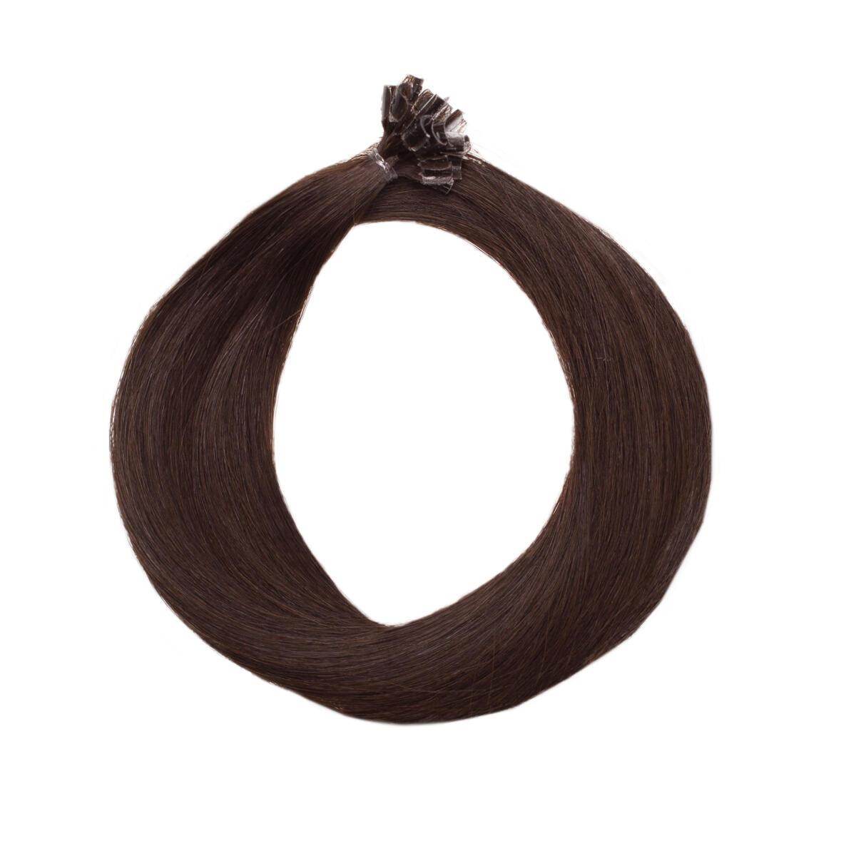 Nail Hair Premium 2.4 Chad Wood Natural Brown 50 cm