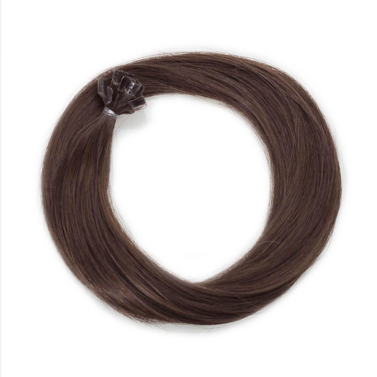 Nail Hair 2.6 Dark Ash Brown 50 cm