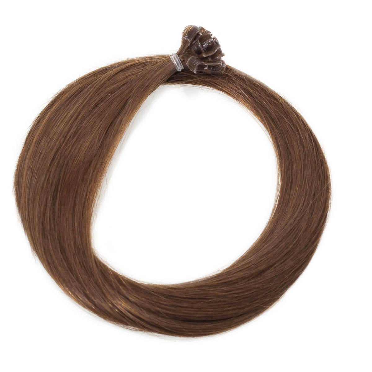 Nail Hair Premium 5.0 Brown 40 cm