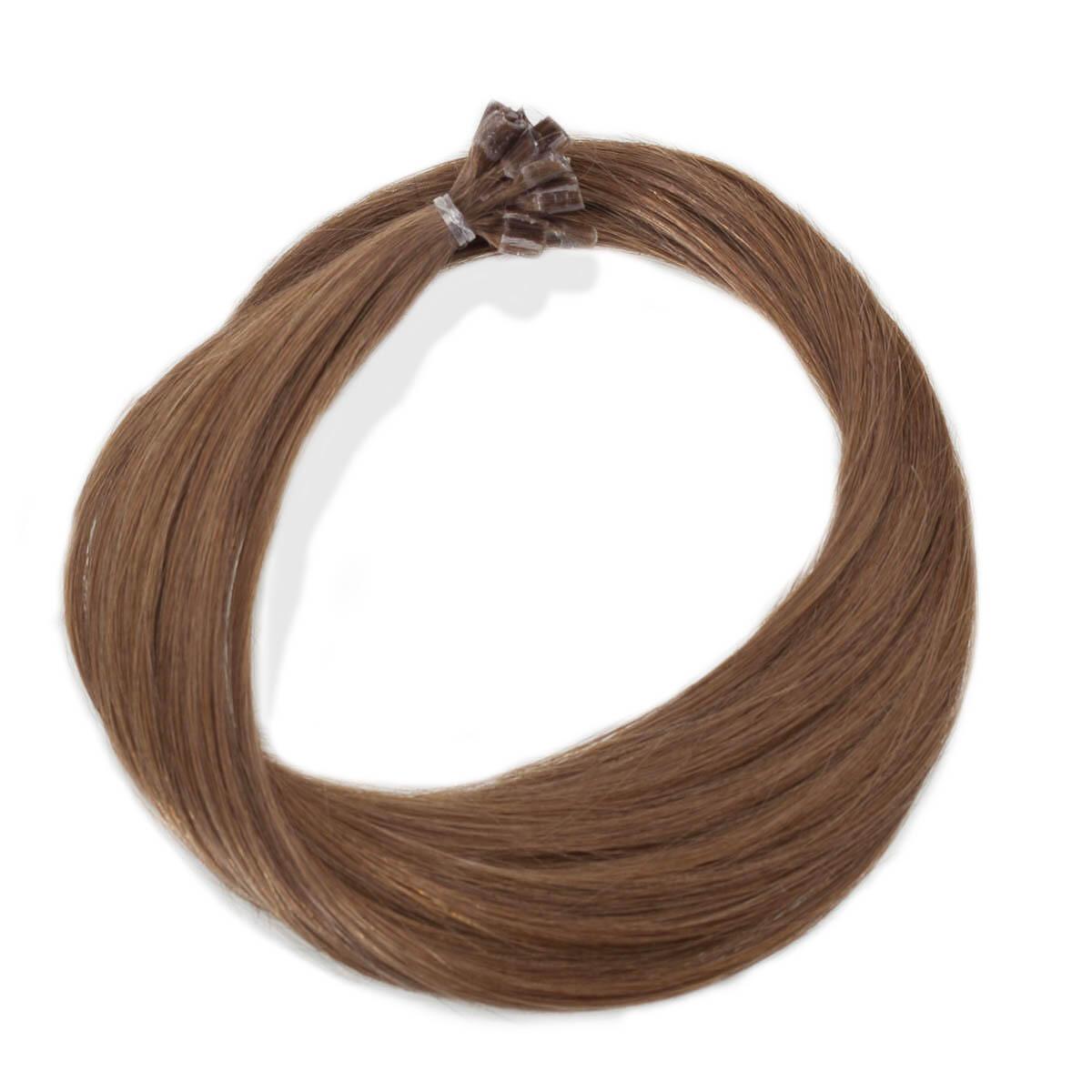 Nail Hair Premium 5.1 Medium Ash Brown 50 cm