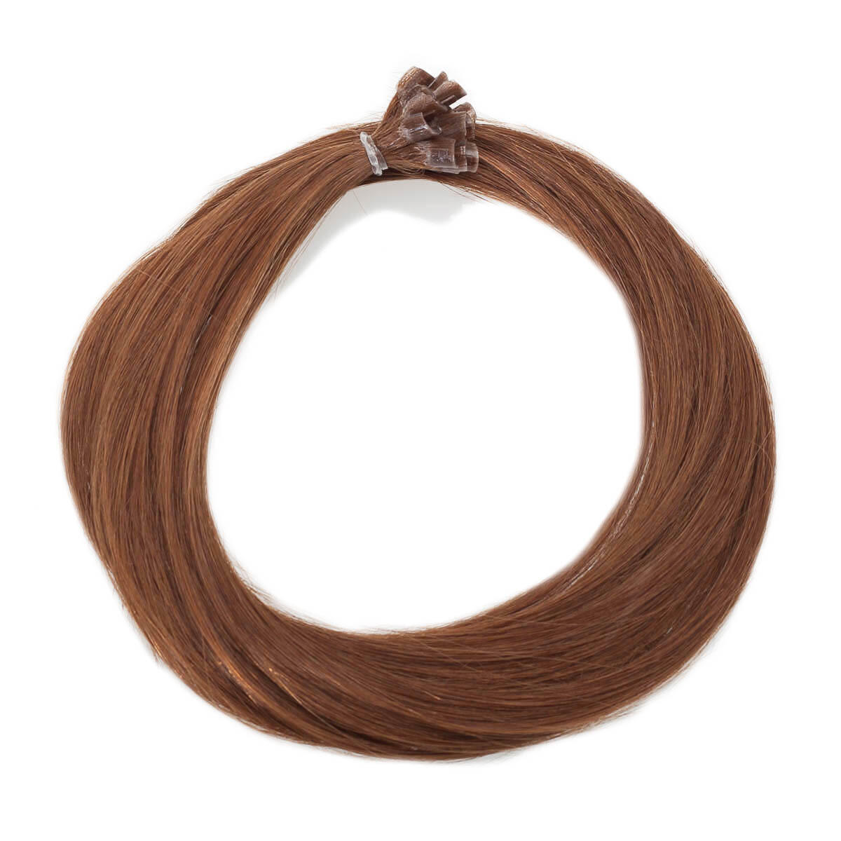 Nail Hair 5.4 Copper Brown 50 cm