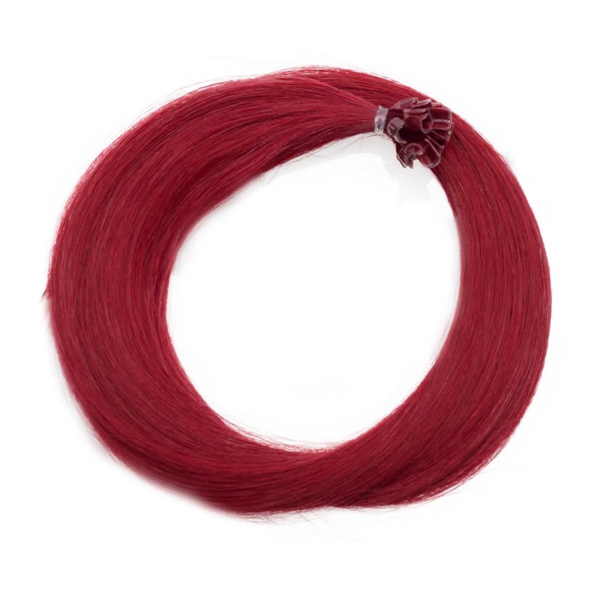 Nail Hair 6.9 Rubin Red 50 cm