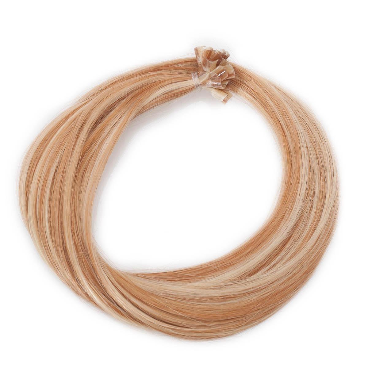 Nail Hair Premium M7.4/8.0 Summer Blonde Mix 40 cm