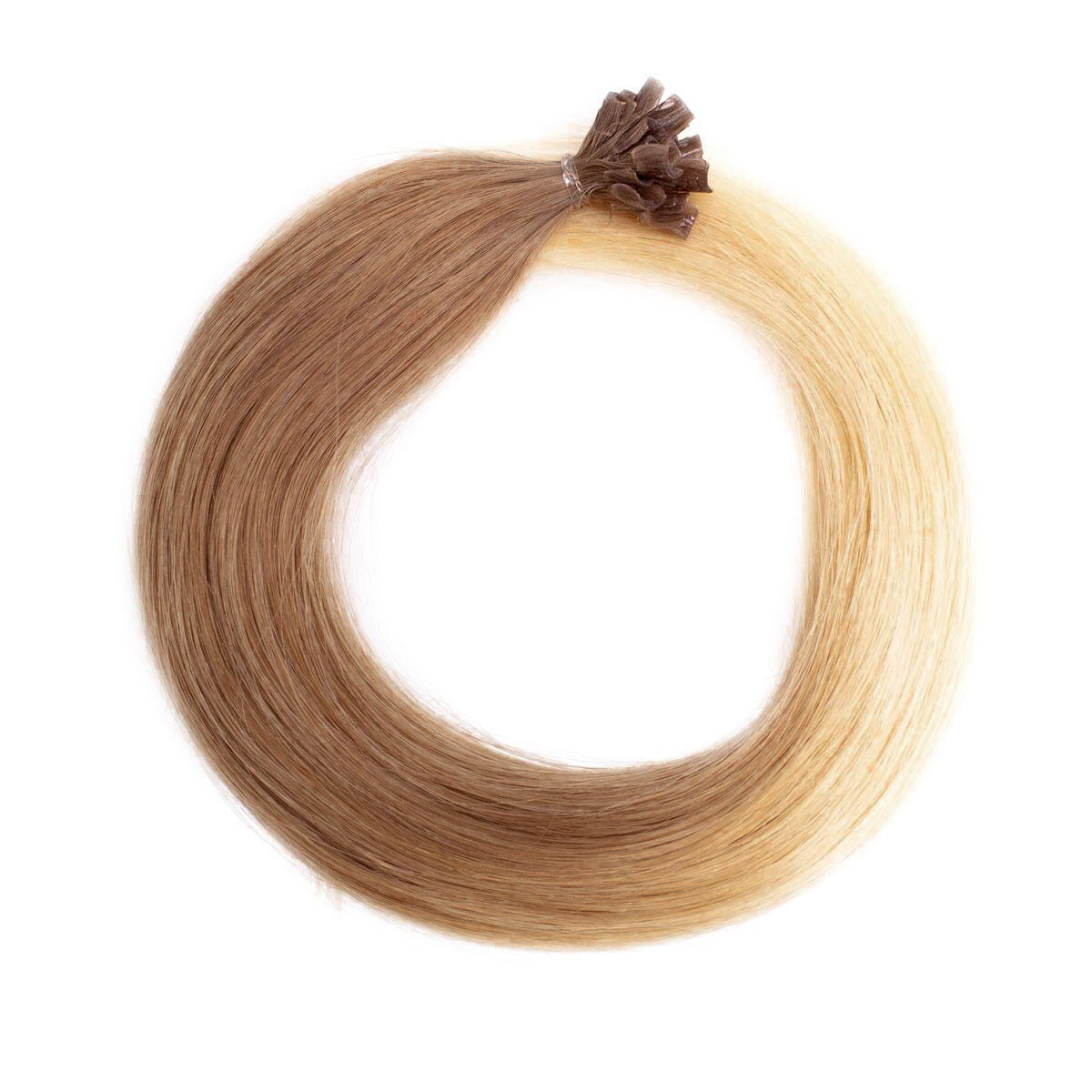Nail Hair O7.3/10.8 Cendre Ash Blond Ombre 50 cm