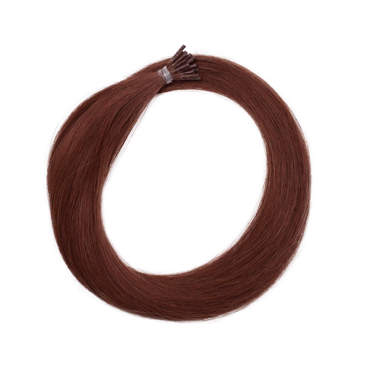 Stick Hair Original Straight 5.5 Mahogany Brown 50 cm