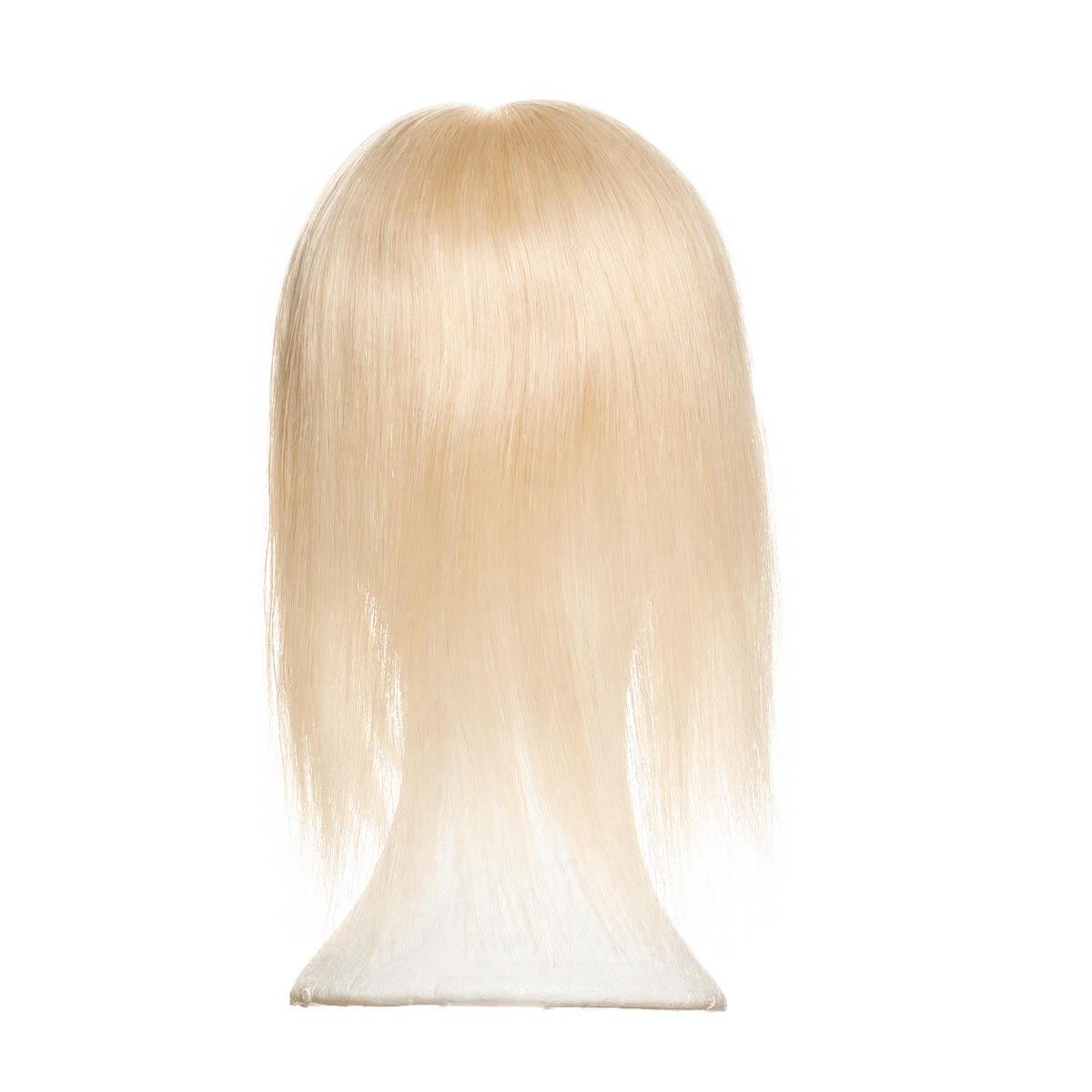 Top Piece 8.0 Light Golden Blonde 30 cm