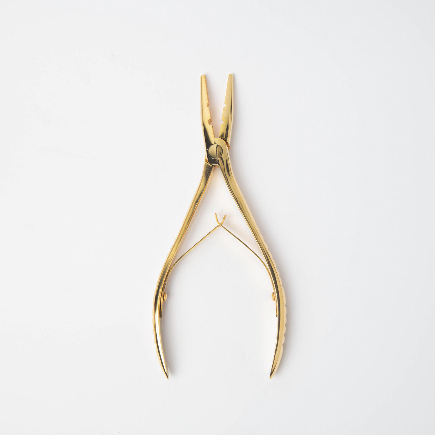 Extension Pliers For micro-rings and nail hair undefined