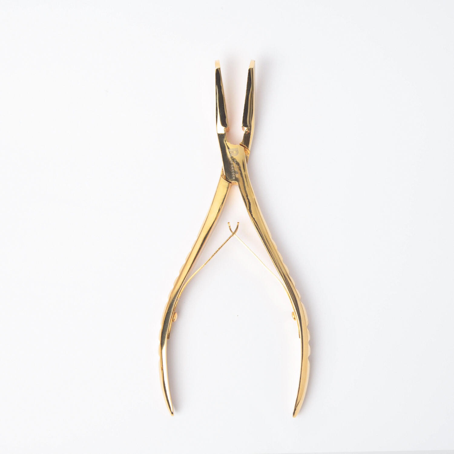 Tape Pliers For attaching Tape Extensions null