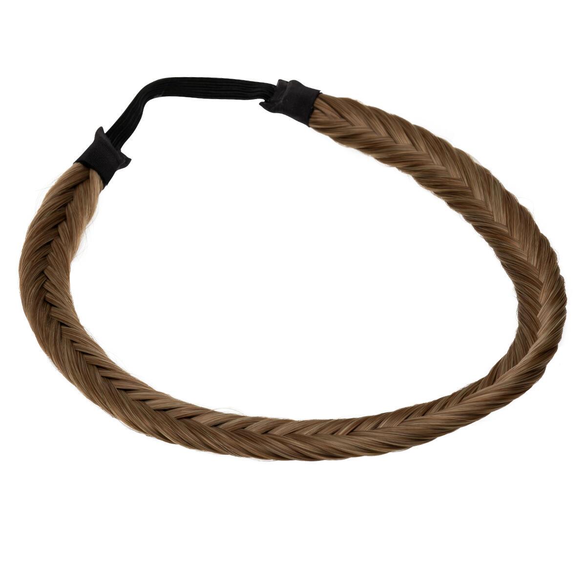 Synthetic Braided Headband 7.3 Cendre Ash