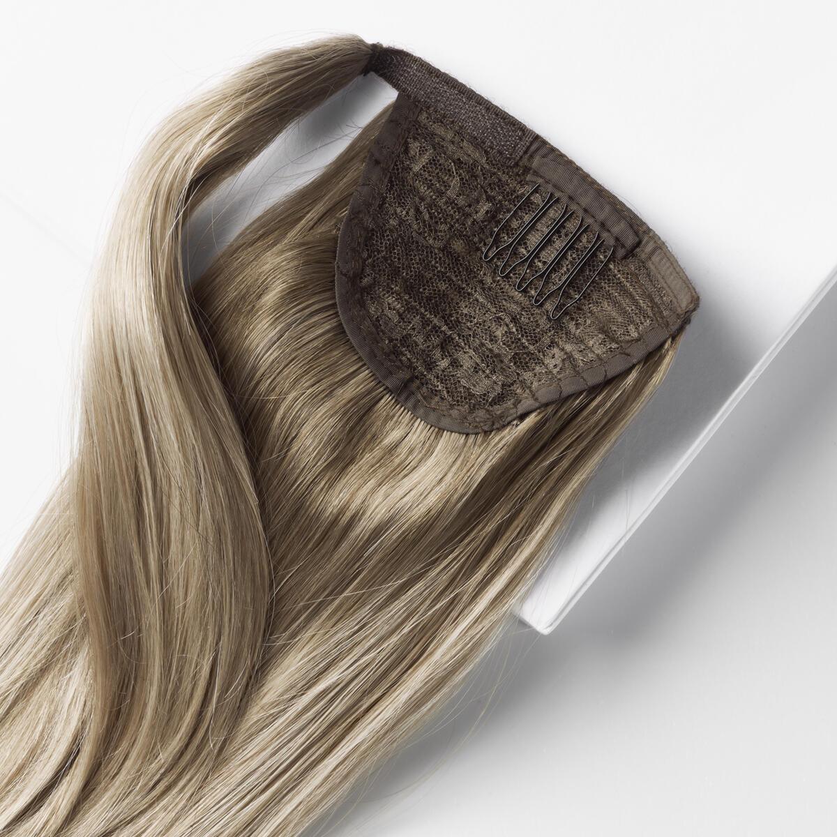 Clip-in Ponytail B2.6/10.7 Dark Ashy Blonde Balayage 50 cm