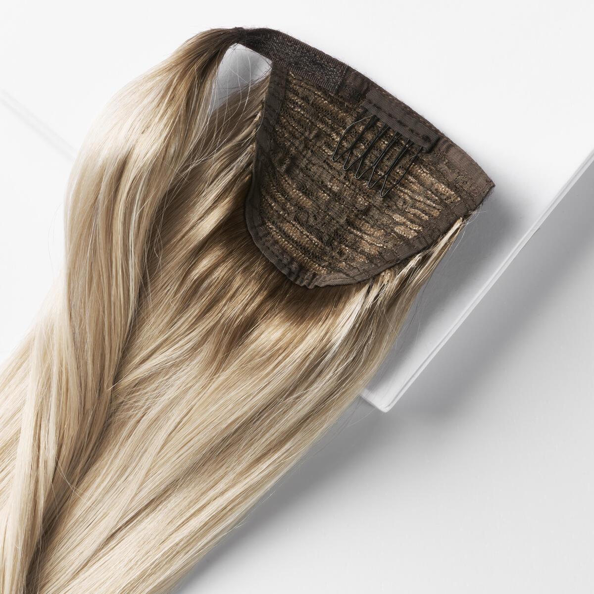 Clip-in Ponytail C2.2/10.5 Dark Cool Blonde ColorMelt 50 cm