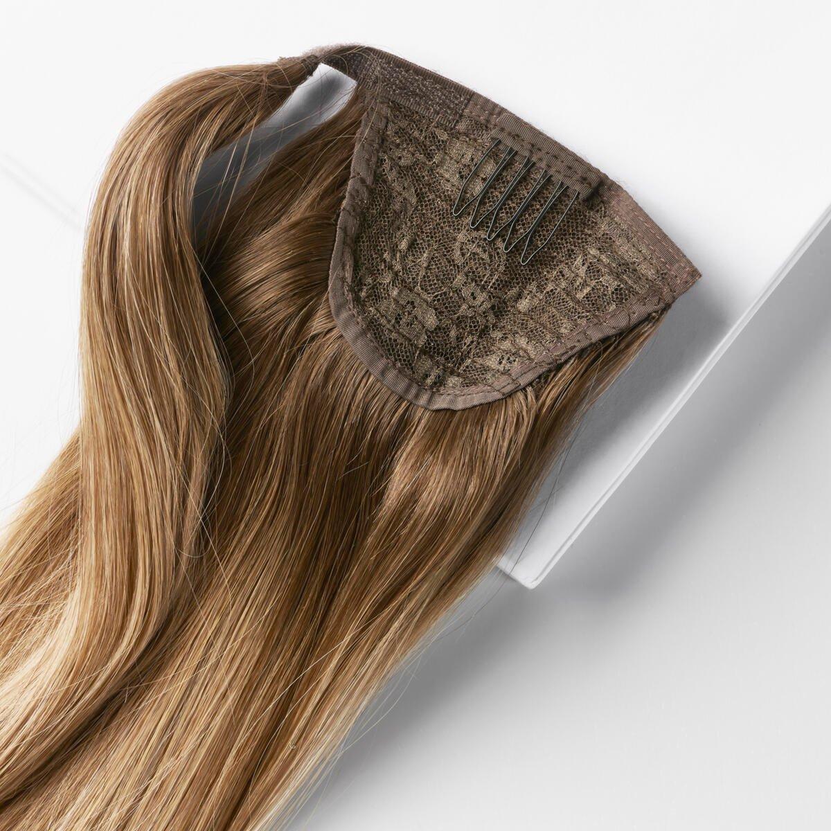 Clip-in Ponytail C2.2/5.1 Natural Brown ColorMelt 50 cm