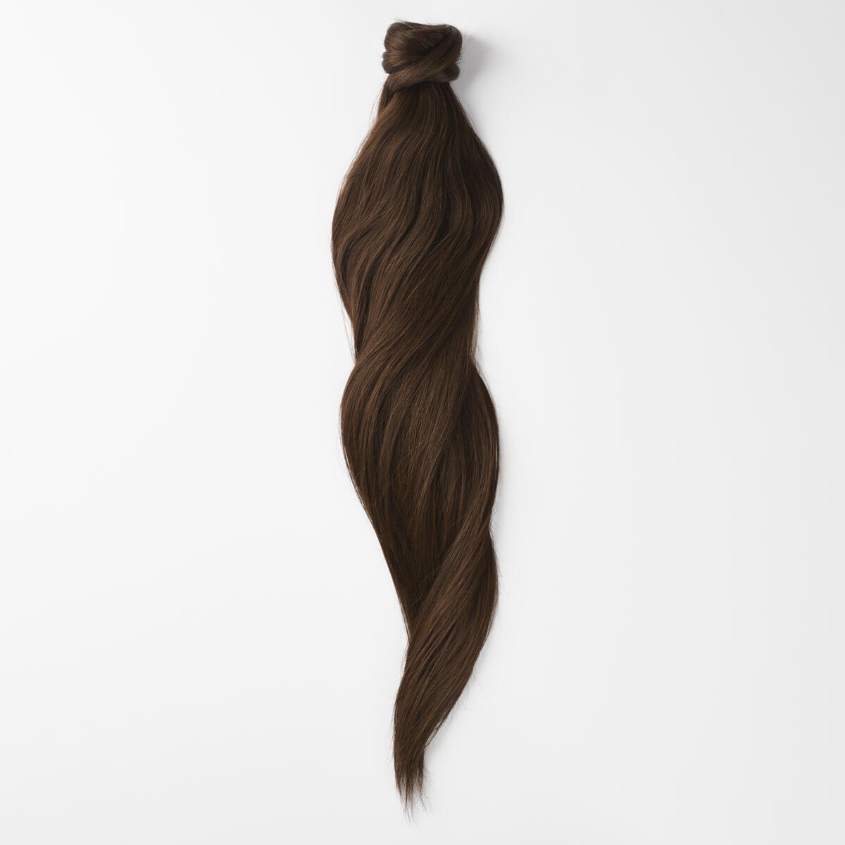Clip-in Ponytail 2.3 Chocolate Brown 30 cm