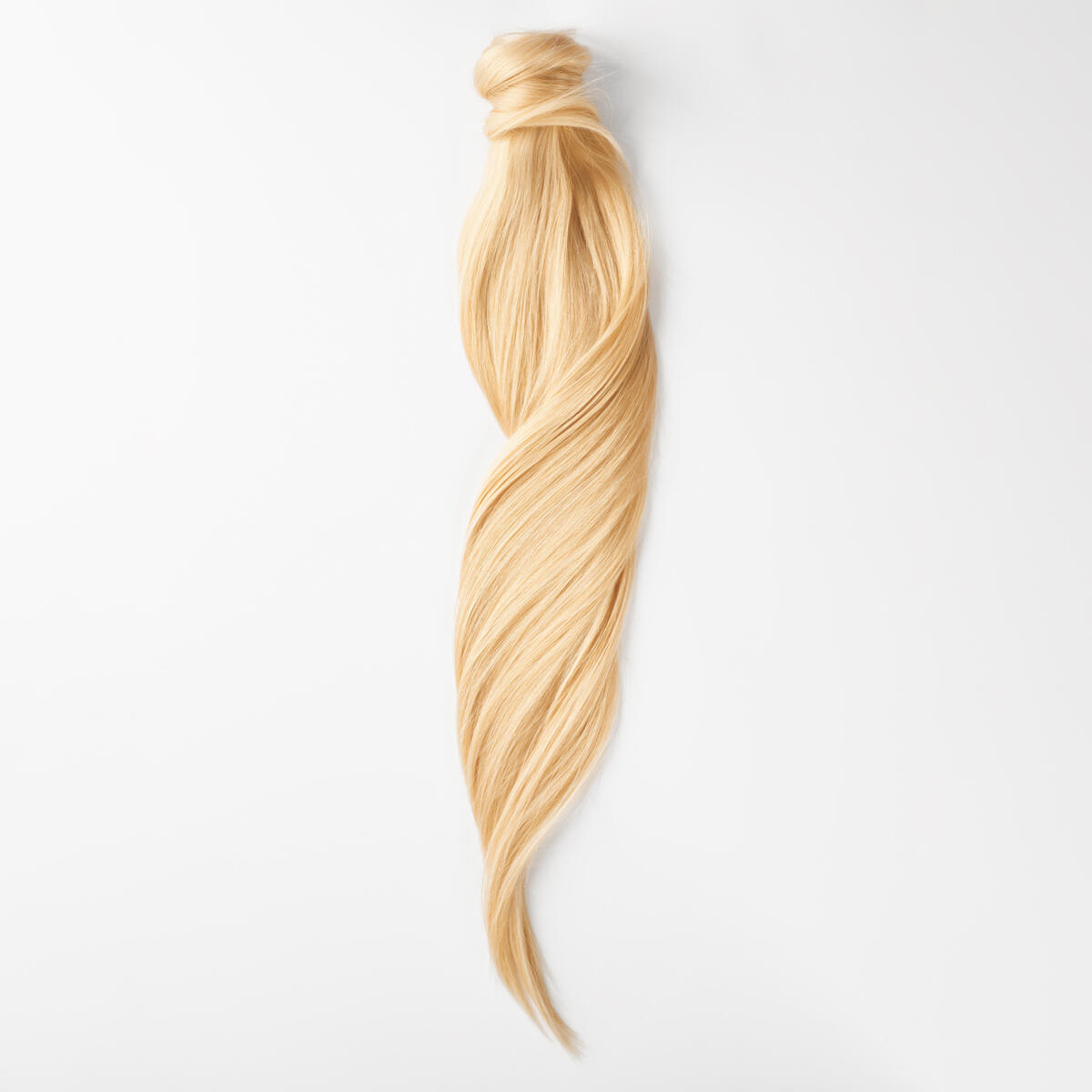 Clip-in Ponytail Ponytail made of real hair 8.3 Honey Blonde 40 cm