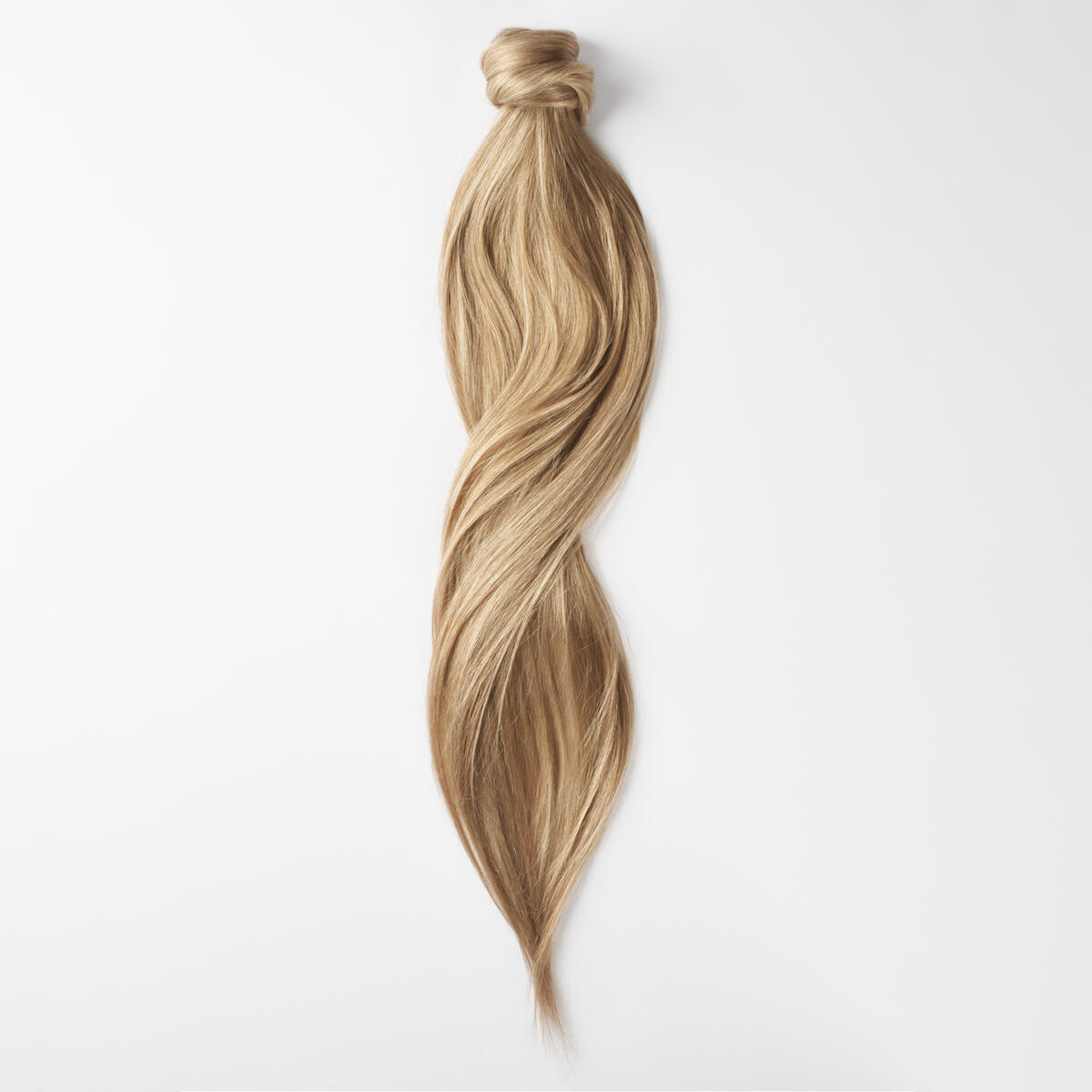 Clip-in Ponytail Ponytail made of real hair M7.3/10.8 Cendre Ash Blonde Mix 40 cm